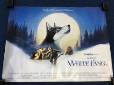 White Fang' x2, 'The Journal of Natty Gann', 'Problem Child', 'Buddy's Song' x2 and 'Mermaids' (7)
