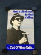 You Can't Have Everything' x3, 'The Cat O'Nine Tails' and 'The Baby Maker' (5)