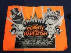 The Muppets take Manhattan' x4
