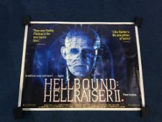 Short Circuit', 'The Name of the Rose' and 'Hellbound: Hellraiser II' (3)