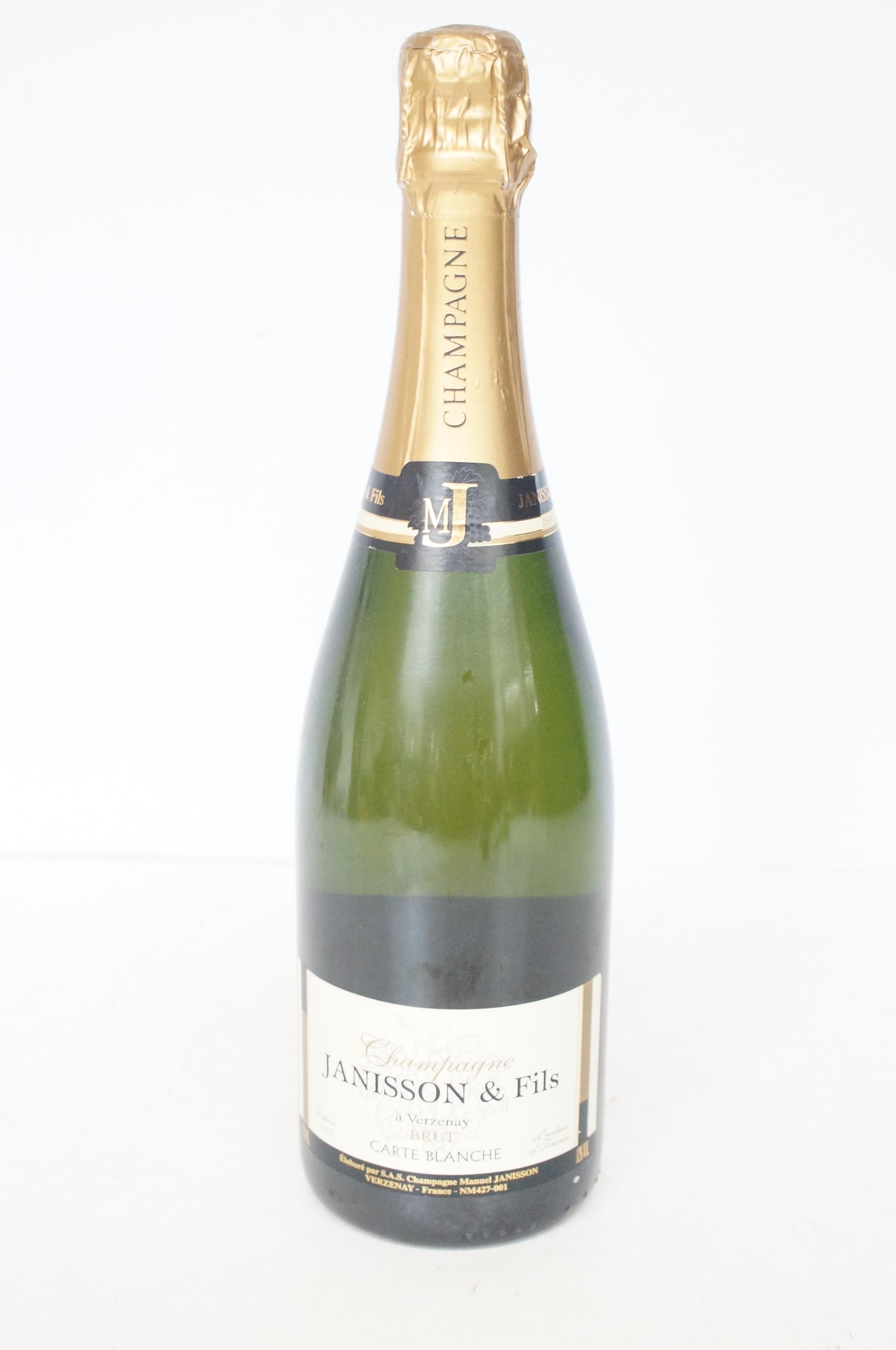 Lot 94 - Janisson & Fils champayne
