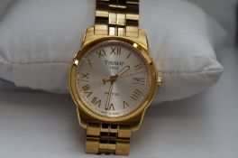 Gents Tissot P.R.100 Wristwatch boxed as new
