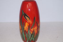 Anita Harris sunflower vase