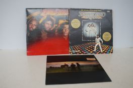 3x Bee Gees LP's