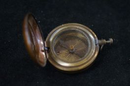 Stanley London naval compass