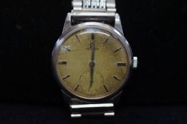 Early 1960's Omega manual wind wristwatch, current
