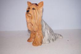 Beswick fireside Yorkshire terrier