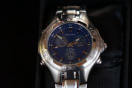 Gents Sekonda chronograph wristwatch