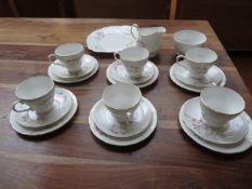 Duchess tea service
