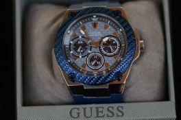 Gents Guess 100m chronograph wristwatch