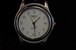 Gents Tissot retro stylist gold plated wristwatch