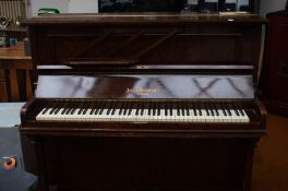 Joseph Bishop & Co London upright piano