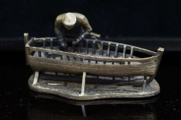 Boatbuilder from the evergreen collection