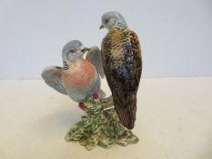 Beswick turtle doves No 1022