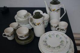 Beswick part tea set & others
