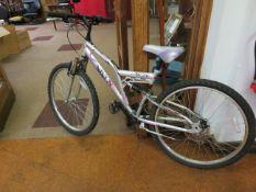 Vixon push bike