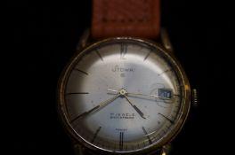 Gents Stowa 17 jewel wristwatch