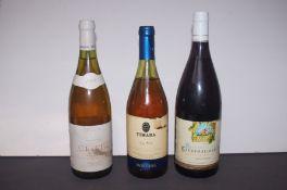 1989 Chablis Dry White Wine, Timara 1995 Dry White