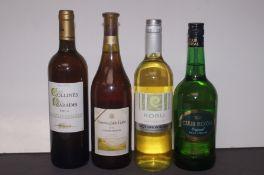 4 Unopened Bottles of White Wine