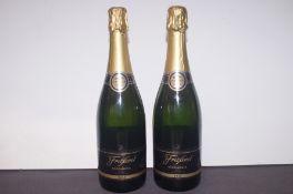 2 Unopened Bottles of Freixenet Excelencia Cava (B