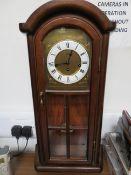 A Modern Pendulum Wall Clock