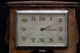 Elkington 8 day travel clock