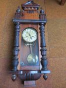 Early 20th Century Vienna Clock