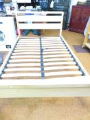 A Good Quality Modern Double Bed