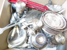 A Box of Tableware