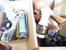 2 x Boxes of miscellaneous Items