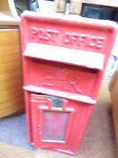A Post Office Letter Box Base AF