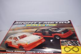 A Mighty Metro Scalextric