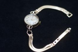 Early 20th century Tudor royal ladies wristwatch,
