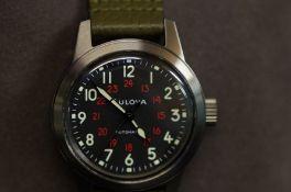 Bulova automatic gents wristwatch