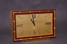 Jaeger-LeCoultre 8 day mantle clock