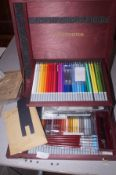 Stabilo pencil and drawing set