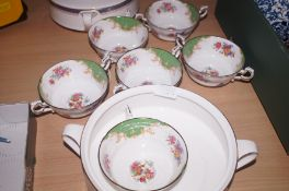 Collection of Paragon ware