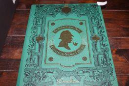 Sherlock Holmes illustrated book