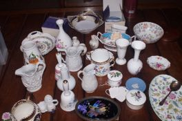 Collection of ceramics and porcelain