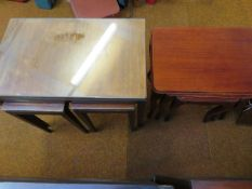 2x nest of tables