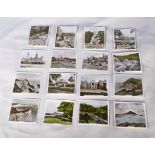 Views of interest, a set of 48 real photographs, issued with Sunripe and Spinet Oval Cigarettes R