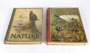 The Wonder Book of Nature and the Wonder Book of Wonders for Boys and Girls