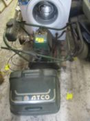 An Atco Commodore T314 lawnmower