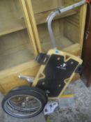 A Carry Freedom bike trailer