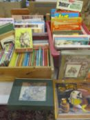Books - A quantity of children's books to include 1960's Puffin Paddington novels in paperback,