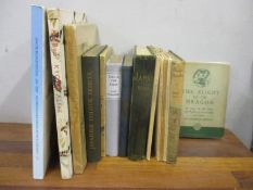 A group of fifteen books mainly on Japanese culture, arts and lifestyle together with a copy of '