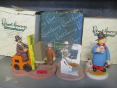Three Camberwick Green limited edition models, Jonathan Bell & Lord Belborough Apples Gabre 1000,