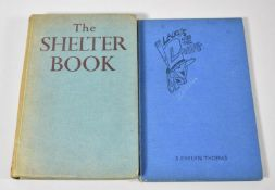 Two Vintage Books, Laughs with The Lovelies and the Shelter Book