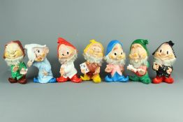 A Collection of Snow White's Seven Dwarves