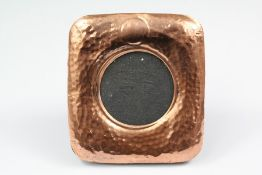 A Copper Picture Frame